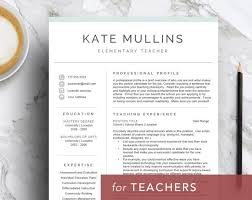 Teaching Resume Example by The 25 Best Teacher Resumes Ideas On Pinterest Teaching Resume