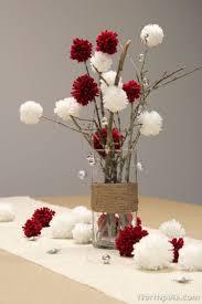 Christmas Centerpiece Craft Ideas - best 25 cheap christmas centerpieces ideas on pinterest