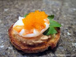 m and s canapes shrimp crouton food canapes dinners and food