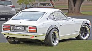 classic nissan rb26 powered datsun 260z 650hp classic youtube