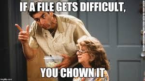 Kramer Meme - kramer on file ownership imgflip