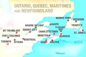 Ottawa Canada Map Map Canada East Coast Cool East Coast Of Canada Map Evenakliyat Biz
