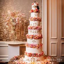 121 Best Tall Wedding Cakes Images On Pinterest Biscuits