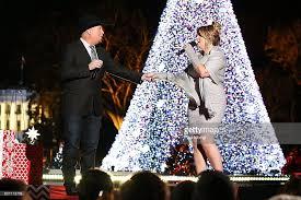national christmas tree lighting 2016 94th annual national christmas tree lighting ceremony photos and