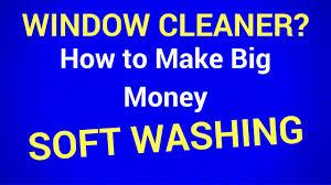 professional window cleaning equipment 01 earn big money soft washing using water fed pole window