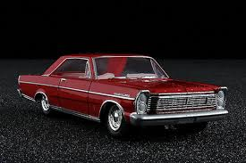 the 1965 66 ford galaxie 500 proof that size matters