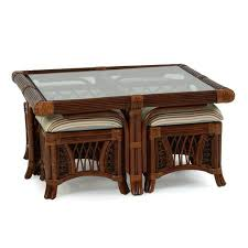 rectangle coffee table with stools coffee table with chairs underneath coffee table seating medium size