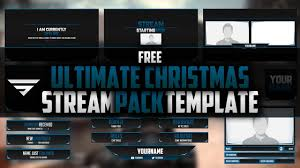 stream pack template twitch free download seangraphicx youtube