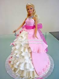 doll cake fong s kitchen journal princess doll cake