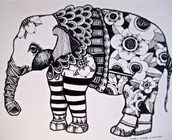 11 elephant drawings images elephant drawings