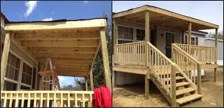 front porch deck designs custom home porch design home design ideas diy decks and porch for mobile homes custom mobile home decks and