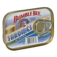 King Oscar Sardines Mediterranean Style - canned meat and seafood wegmans