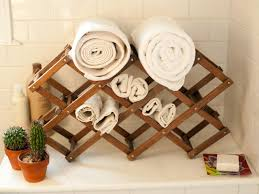 Bathroom Towel Hanging Ideas by 7 Creative Storage Solutions For Bathroom Towels And Toilet Paper