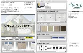 view an amarr garage door on a photo of your own home amarr new door designer