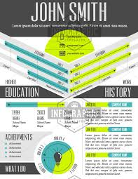 Infographic Resume Maker 65 Best Creative Resume Templates Images On Pinterest