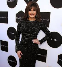 how to cut hair like marie osmond osmond 2015 tv land awards in beverly hills