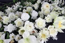 artificial flowers cheap cheap white artificial flower bush 29 desktop wallpaper