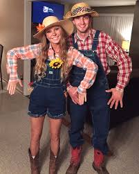 Crazy Couple Halloween Costumes 25 Easy Couple Halloween Costumes Ideas
