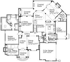 Grand 9 Basic Farmhouse Plans Two Story Grand Room 15665ge Architectural Designs House Plans