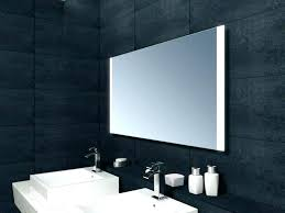 Bathroom Mirror With Clock Bathroom Mirrors Led Akapello