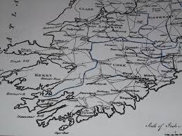 Dingle Ireland Map The Irish Road Network In 1778 Boards Ie