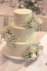 3 Tier Wedding Cake Rustic Homestyle Celebration Cakes