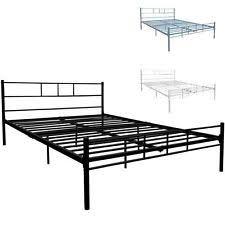 Metal King Size Bed Frame by King Size Bed Frames Ebay