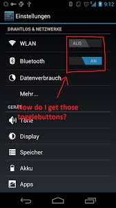 android toggle button use android 4 0 styled toggle button stack overflow