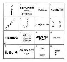 rebus puzzles worksheet free worksheets library download and