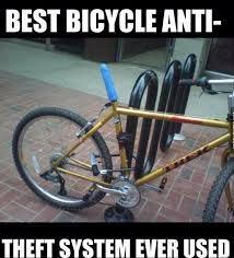 Bike Meme - i wouldn t try to steal that bike meme by villi memedroid