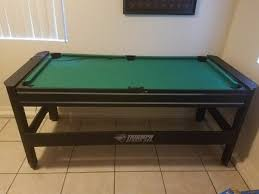 triumph sports pool table triumph sports pool hockey table games toys in prescott az