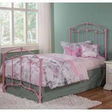 twin pink beds u0026 headboards bedroom furniture the home depot