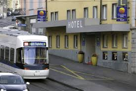 comfort hotel royal the business hotel zurich city