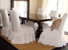 Large Dining Room Chair Covers Dining Room Table Chair Covers Createfullcircle