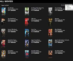 how to download movies from the itunes store