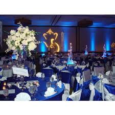 blue and silver wedding blue white reception wedding planning reception