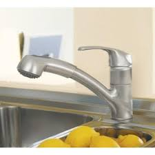 grohe alira kitchen faucet alira single lever faucet 32999 from grohe