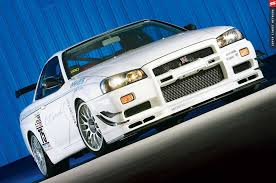 nissan gtr r34 skyline history and facts about the nissan skyline gt r
