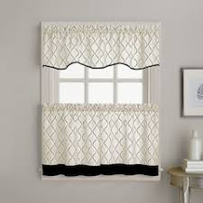 Curtains For Kitchen Window by Kitchen Curtains U0026 Drapes Window Treatments Home Decor Kohl U0027s