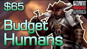 green white humans budget modern magic deck tech 65 youtube