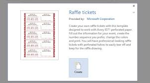 printable scale tickets how to get a free raffle ticket template for microsoft word