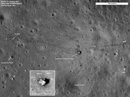 Position Of Flags Nasa Unveils New Detailed Photos Of Apollo Moon Landing Sites