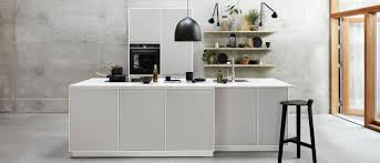 kvik cuisine cuisine modu light grey optez pour la sensation de pièce à vivre