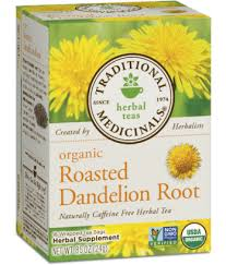 Dandelion Facts Roasted Dandelion Root Traditional Medicinals