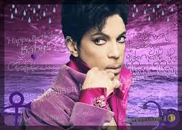 Prince Roger Nelson Home by Prince Purple Rain Card Prince Party Invitation Birthday