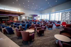 Atlanta Airport Terminal Map Delta Unveils Flagship Delta Sky Club At Atl Concourse B Delta