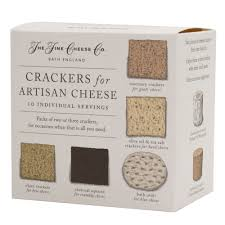 crackers selection boxes and gift tins from the cheese co