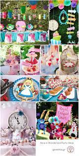 alice in wonderland halloween party ideas 47 best alice in wonderland theme images on pinterest marriage