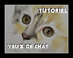 tuto n 2 dessiner des yeux de chat en moins de 5 min youtube
