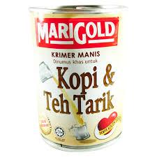 Teh Tarik marigold kopi teh tarik sweetened creamer 390g 11street malaysia